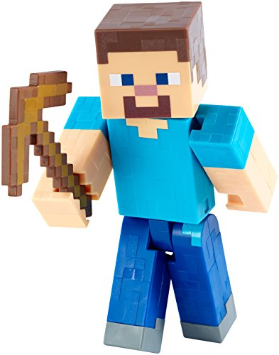 Minecraft-Steve-with-Pickaxe-5-Figure
