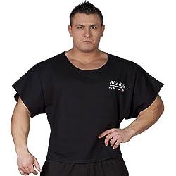 BIG SAM Ragtop Rag Top Sweater Gym T-Shirt UNCLE BODY DOG Logo *3036*
