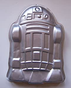 Wilton Star Wars R2D2 Cake Pan #502-1425