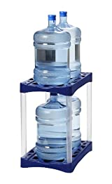 4 Bottle Water Bottle Storage Rack