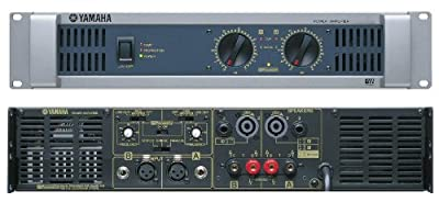 Yamaha P2500S Dual Channel Power Amplifier by Yamaha