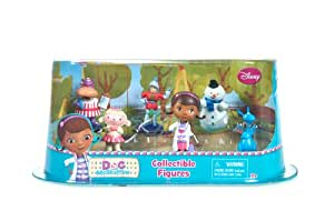 Just Play Just Play Doc McStuffins Deluxe Figure Set