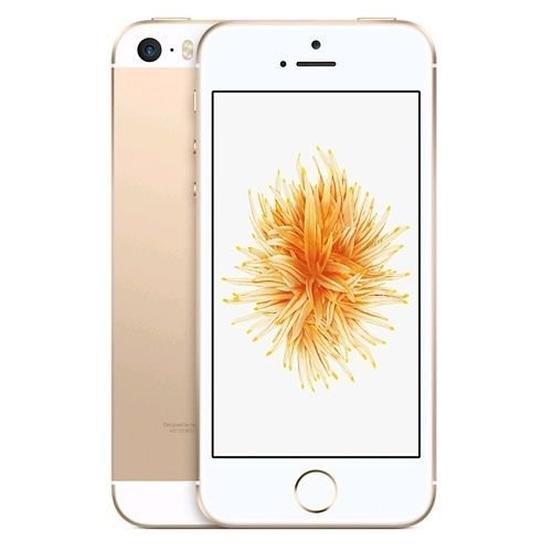 Apple 2016 iPhone SE SIMフリー 4インチ 64GB ゴールド -GOLD 海外正規品 A1723 [並行輸入品]