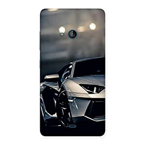 Ajay Enterprises My Super Car Back Case Cover for Lumia 540