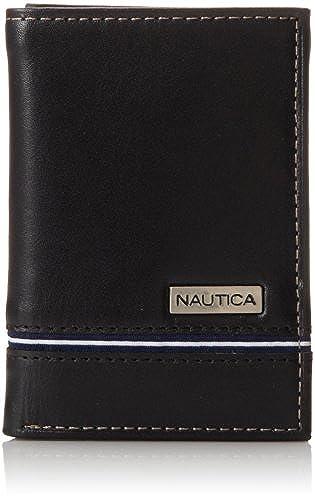 03. Nautica Men's Trifold Wallet