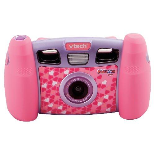 Vtech Kidizoom Plus Pink Multimedia Digital Camera