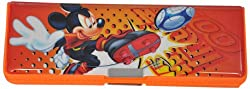 Mickey Pencil Box, Multi Color