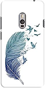 oneplus 2 back case cover ,Feather Flock Designer oneplus 2 hard back case cover. Slim light weight polycarbonate case with [ 3 Years WARRANTY ] Protects from scratch and Bumps & Drops.