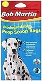 Bob Martin Biodegradable Poop Scoop Bags (Pack of 60)