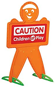 American Plastic Toy Safety Man