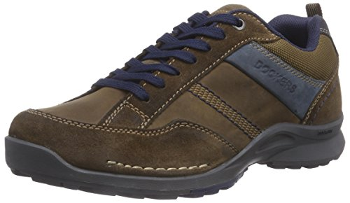 dockers-by-gerli-37lk007-204311-herren-sneakers-braun-braun-hellbraun-311-43-eu