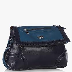 Peperone Imola Womens Handbag (Blue)