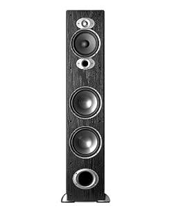 Polk Audio RTI A7 Floorstanding Speaker (Single, Black)
