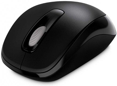 マイクロソフト ワイヤレス マウス Wireless Mobile Mouse 1000ブラック 2CF-00048