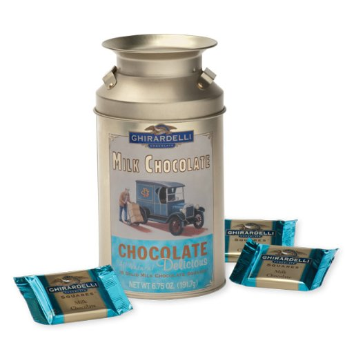 Milk Chocolate Heritage Gift Tin