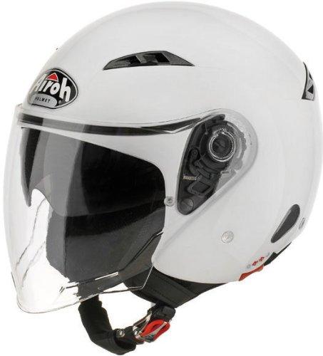 Airoh CO14L Casque, Blanc, Taille : 59-60 cm