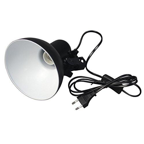 Leadasy Support de Lampe E27 Monture avec Abat-jour pour Studio Photo Photographie