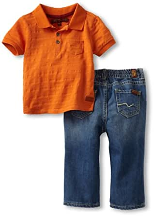 Shop a great selection of 7 For All Mankind Baby Boy Sets at Nordstrom Rack. Find designer 7 For All Mankind Baby Boy Sets up to 70% off and get free shipping on orders over $