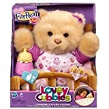 FurReal Friends Lovey Cubbies Bears Brown