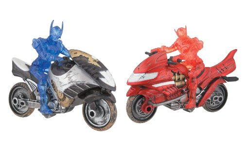 Kamen Rider Dragon Knight Dual Rider Set