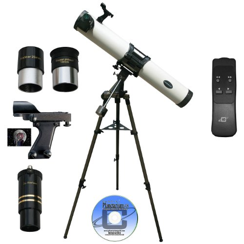 Cassini Optics Cqr-120 1000Mm X 120Mm Electronic Focus Astronomical / Terrestrial Reflector Telescope