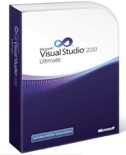 Visual Studio 2010 Ultimate with MSDN Renewal (Old Version)
