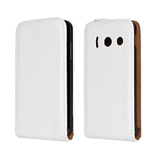 huawei-ascend-y300-casecoolke-white-white-new-luxury-genuine-slim-flip-leather-case-cover-for-huawei