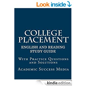 College Placement Test Preparation - Testing
