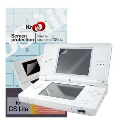 Nintendo DS Lite Carry Case EVA Airform Cover includes game compartment holder with 6 color options