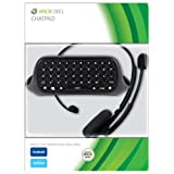 Official Xbox 360 Chatpad Inc Headset - Black (Xbox 360)by Microsoft