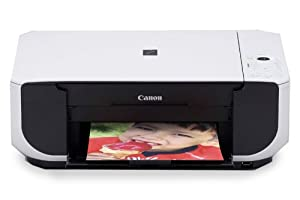 Canon Pixma MP210 Photo All-In-One Inkjet Printer (2175B002) from Canon