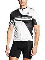 Santini Maillot Ciclismo Fs (Blanco)