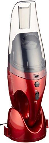【Amazon.co.jp 限定】充電式ウエット&ドライハンディクリーナー 6V メタリックレッド FC-830