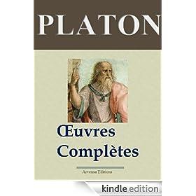 Platon : Oeuvres compl�tes - Les 43 titres (Nouvelle �dition enrichie) (French Edition)