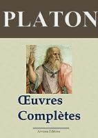 Platon : Oeuvres compl�tes - Les 43 titres (Nouvelle �dition enrichie)
