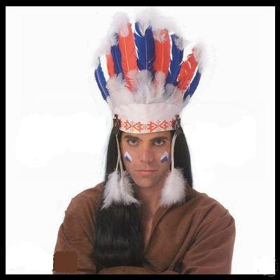 Rubie's Costume Co Chief Headdress Costume