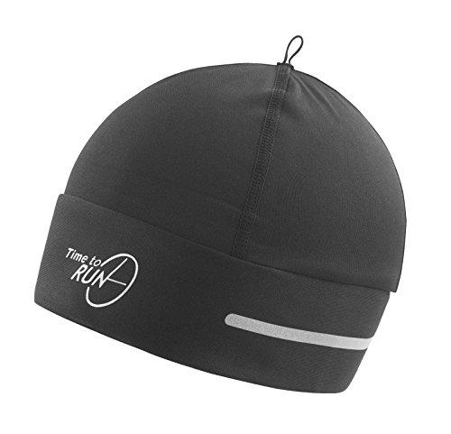 time-to-run-chapeau-de-course-thermique-noir-noir