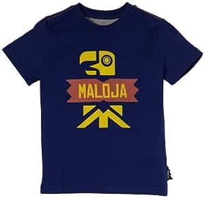 Maloja Tumbesl T-Shirt pour enfant Bleu bleu cobalt xs