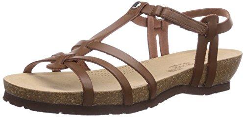 Panama Jack - Dori B21, sandali  da donna, marrone(braun (cuero / bark)), 42