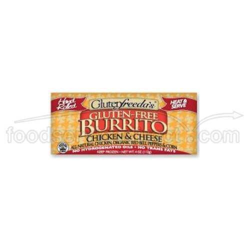 Glutenfreeda Burrito