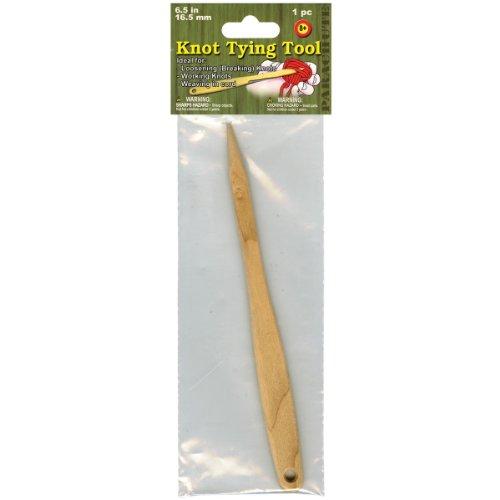 Parachute Cord Knot Tying Tool-
