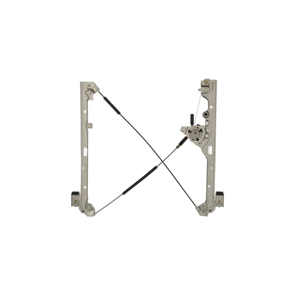 New Cadillac Escalade, Chevy Avalanche 1500/Avalanche 2500 Window Regulator, Front Left 00 02 4 56