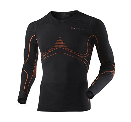 X-Bionic-I-20093-Eacc-Maillot-sports-dhiver-homme-manches-longues