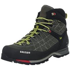Salewa Mens Mountain Trainer Mid GTX Hiking Boot by Salewa
