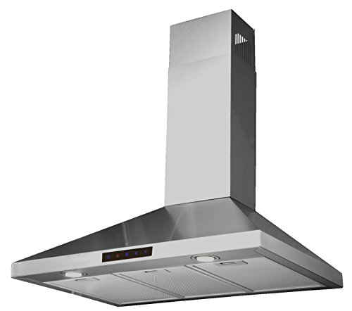 Check Cheap Price Kitchen Bath Collection STL75-LED Stainless Steel ...