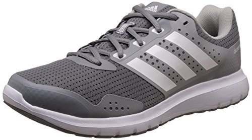 Adidas Duramo 7 - Scarpe Running Uomo, Grigio (Grey/Ftwr White/Clear Onix), 45 1/3 EU