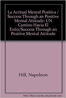 Hill a through attitude positive success mental napoleon download free