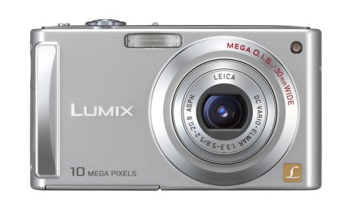 Panasonic Lumix DMC-FS5 is one of the Best Ultra Compact Point and Shoot Digital Cameras for Low Light Photos Under $200