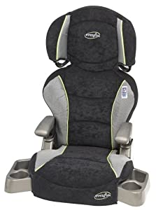 Evenflo Big Kid Booster Car Seat - Mercury