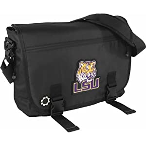 dadgear messenger collegiate lsu sports. Black Bedroom Furniture Sets. Home Design Ideas
